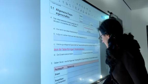 Digitale Schulen - auch in NRW? (Foto: SAT.1 NRW)