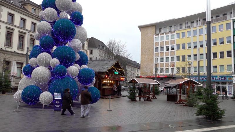 NRWs unbeliebtester Weihnachtsmarkt!? (Foto: SAT.1 NRW)
