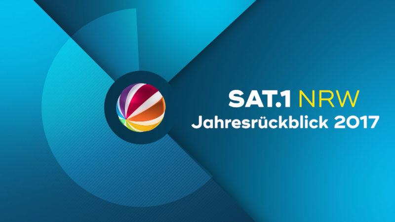 Jahresrückblick (Foto: SAT.1 NRW)