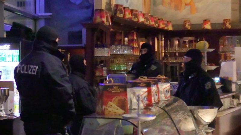 Schlag gegen die Mafia (Foto: SAT.1 NRW)
