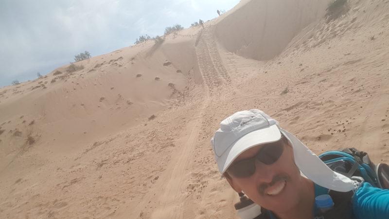 Wüstenlauf für den guten Zweck (Foto: SAT.1 NRW)