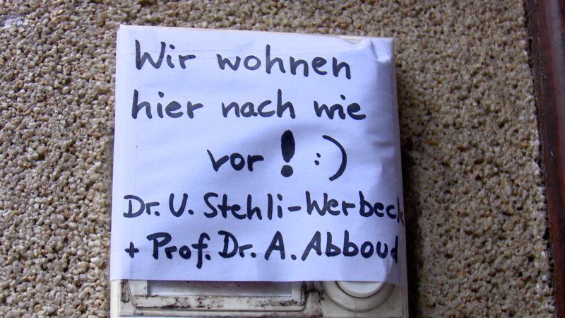 Mieter lassen sich nicht vertreiben (Foto: SAT.1 NRW)