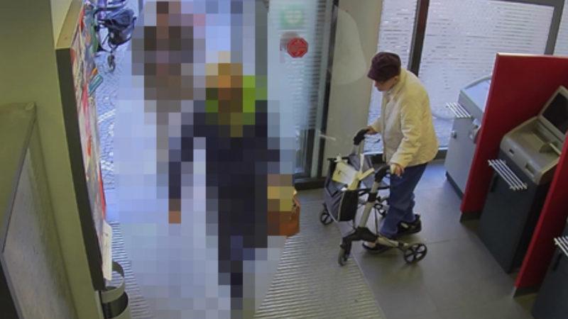 Raubüberfall auf Seniorin geklärt (Foto: SAT.1 NRW)