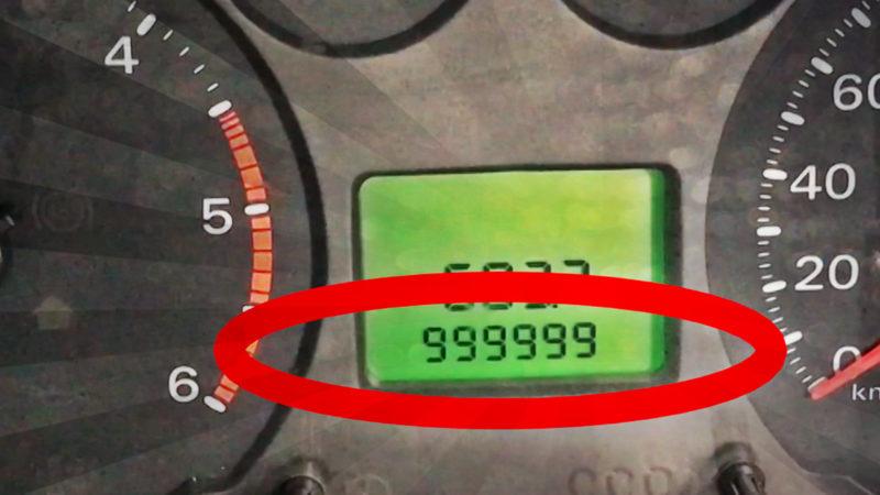 Auto fährt 1 Million Kilometer (Foto: SAT.1 NRW)