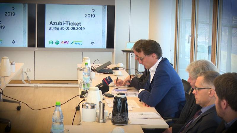 Faires Ticket für Azubis (Foto: SAT.1 NRW)