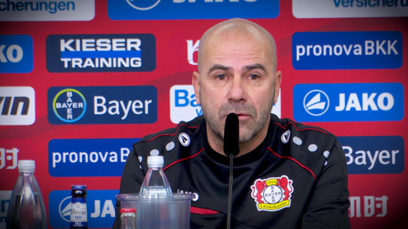 Bosz is back (Foto: SAT.1 NRW)