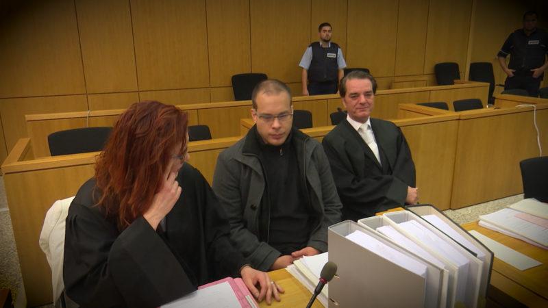 Urteil: Andreas B. muss hinter Gitter (Foto: SAT.1 NRW)