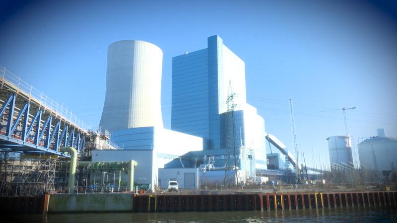 Was wird aus dem Kraftwerk Datteln 4? (Foto: SAT.1 NRW)