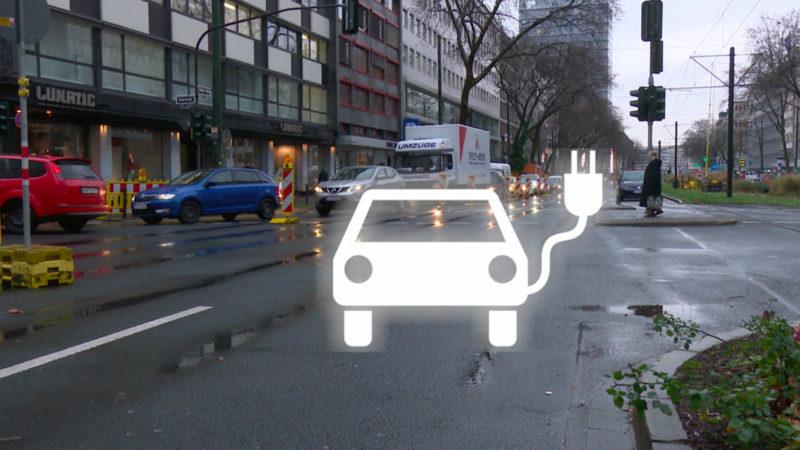 Landesregierung investiert in E-Mobilität (Foto: SAT.1 NRW)