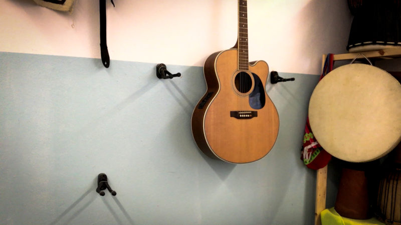 Instrumente von Kindermusiker geklaut (Foto: SAT.1 NRW)