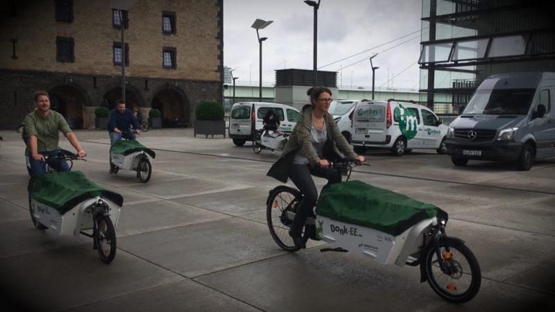 E-Bikes statt E-Autos? (Foto: SAT.1 NRW)