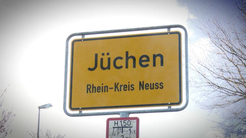 Jüchen ist seit Silvester eine Stadt (Foto: SAT.1 NRW)