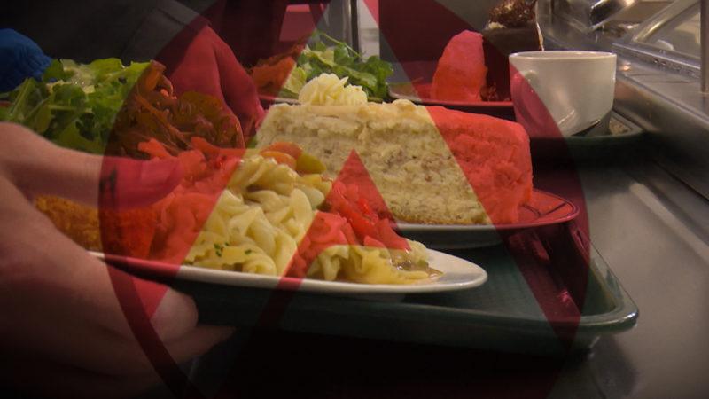 Arbeitslose haben zu wenig Geld für Essen (Foto: SAT.1 NRW)