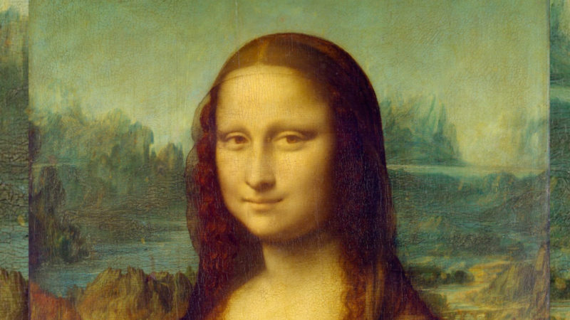 Bielefelder entlarven Mona Lisa-Effekt (Foto: SAT.1 NRW)