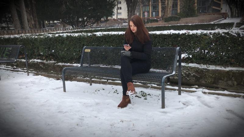 Studentin verhindert Vergewaltigung (Foto: SAT.1 NRW)