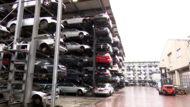 Diesel-Autos reif für den Schrottplatz? (Foto: SAT.1 NRW)
