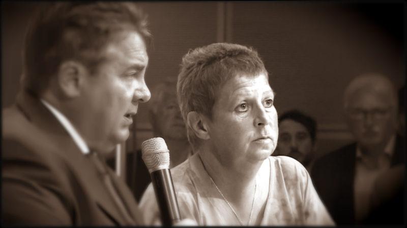 Susanne Neumann erliegt dem Krebs (Foto: SAT.1 NRW)