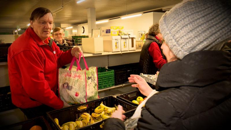 Kein Essen für Bedürftige (Foto: SAT.1 NRW)