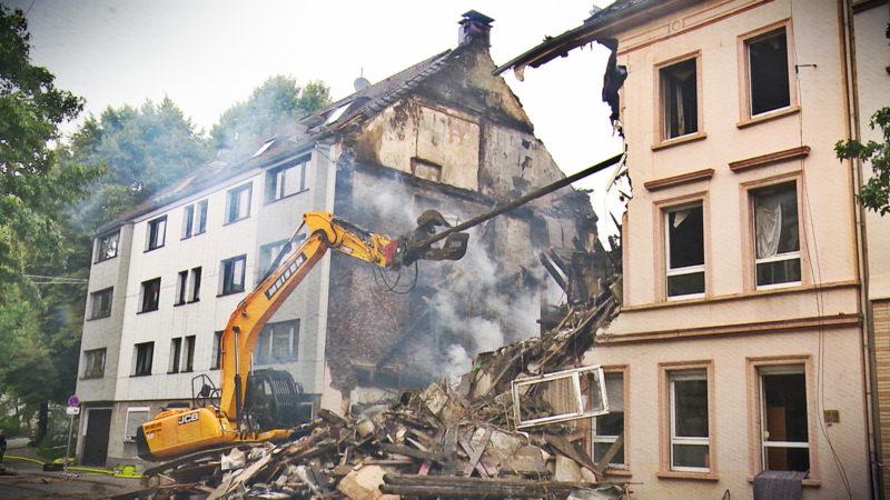 Prozessbeginn Hausexplosion Wuppertal (Foto: SAT.1 NRW)