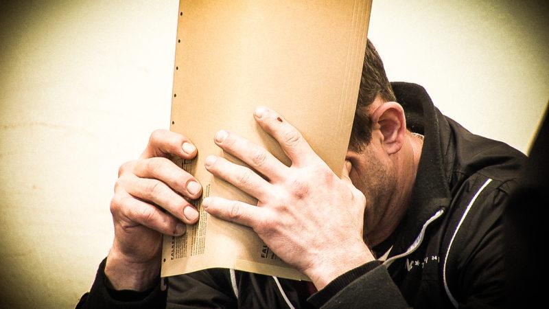 Lehrer mit Axt erschlagen (Foto: SAT.1 NRW)
