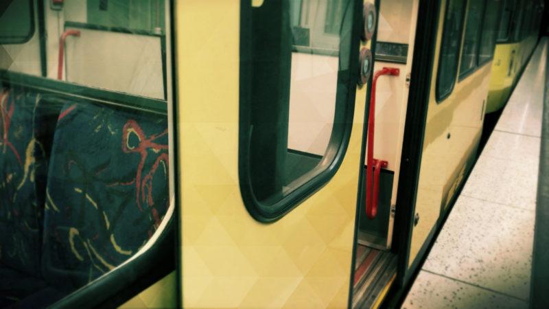 Schwerer U-Bahn-Unfall in Essen (Foto: SAT.1 NRW)