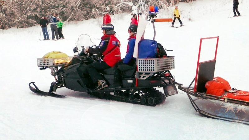 Die Bergretter vom Sauerland (Foto: SAT.1 NRW)