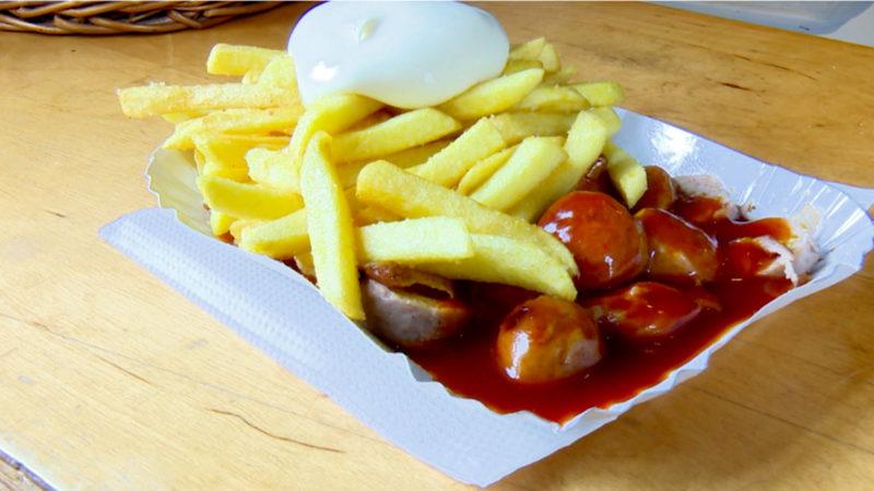NRWs beste Currywurst (Foto: SAT.1 NRW)