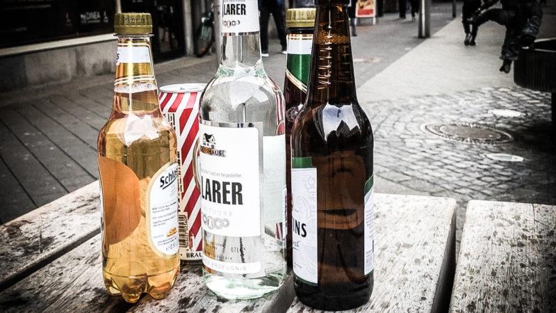 Alkoholverbot in Düren (Foto: SAT.1 NRW)