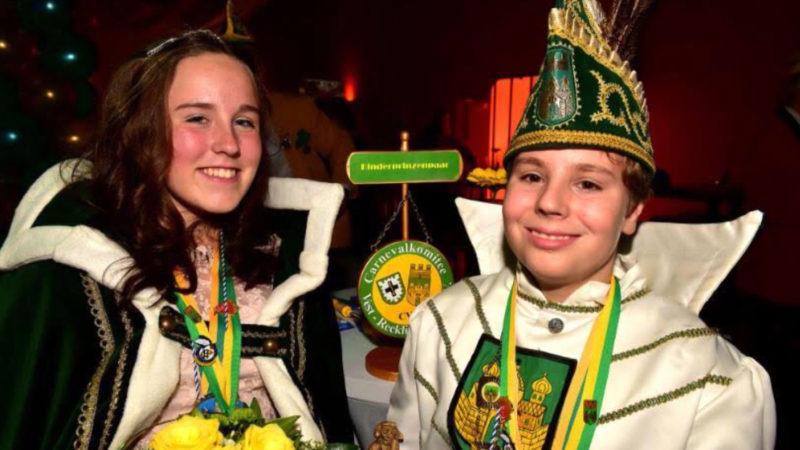 Kinderprinzenpaar rettet Karneval in Recklinghausen (Foto: SAT.1 NRW)