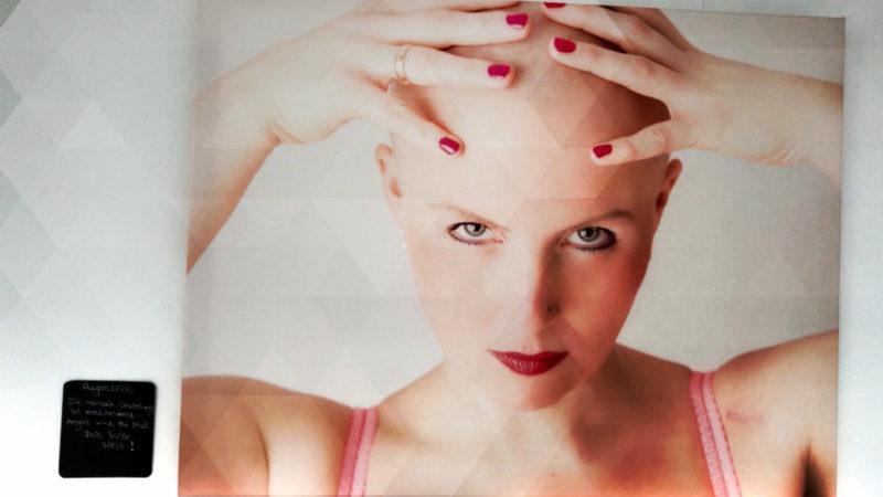 Mit Gedichten gegen den Krebs (Foto: SAT.1 NRW)