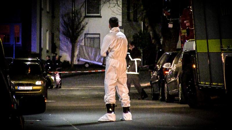 Rätselhafter Todesfall in Wuppertal (Foto: SAT.1 NRW)