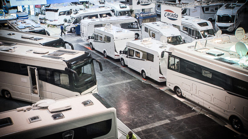 Reise- und Campingmesse (Foto: SAT.1 NRW)