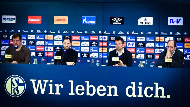 Kein neuer Stürmer für Schalke (Foto: SAT.1 NRW)