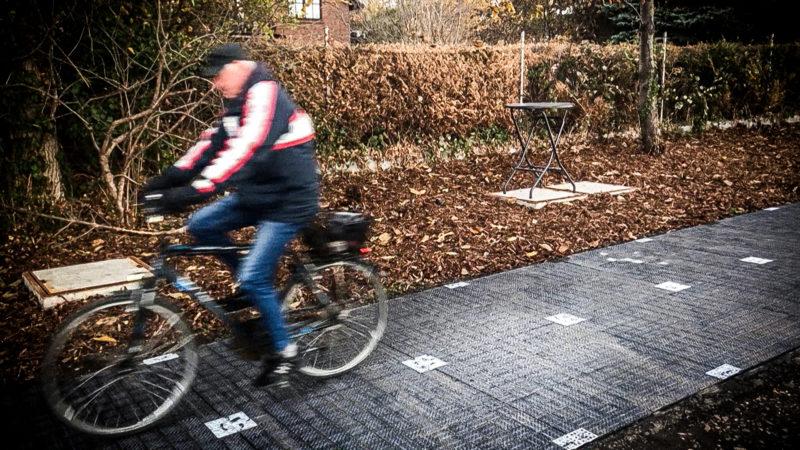 Solarradweg soll wieder weg (Foto: SAT.1 NRW)