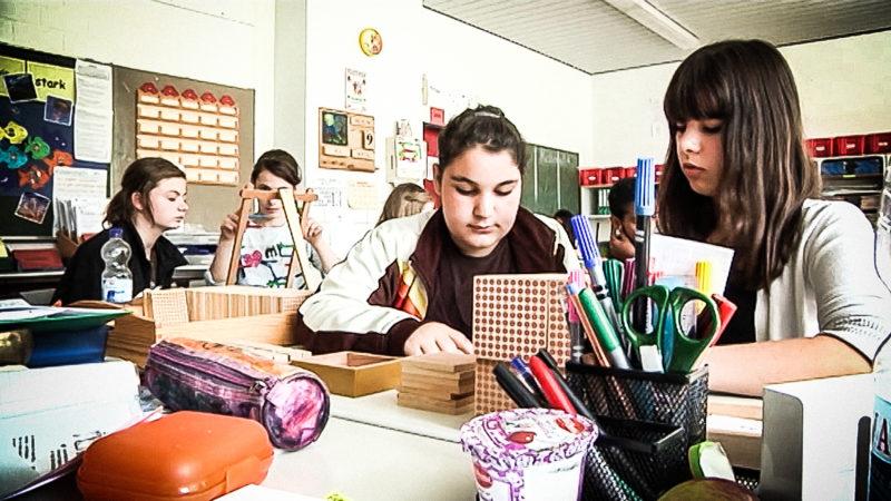 Viele Schulkinder haben Angst (Foto: SAT.1 NRW)