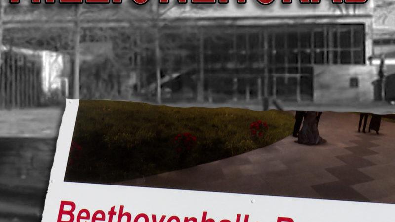 Millionengrab: Beethovenhalle (Foto: SAT.1 NRW)