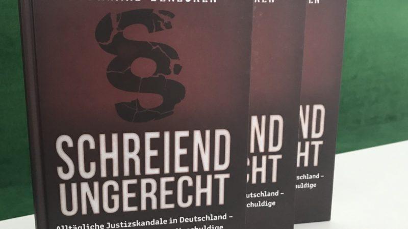 Neues Buch von Burkhard Benecken (Foto: SAT.1 NRW)