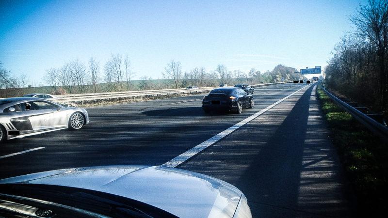 Höhere Strafen für Autoposer (Foto: SAT.1 NRW)
