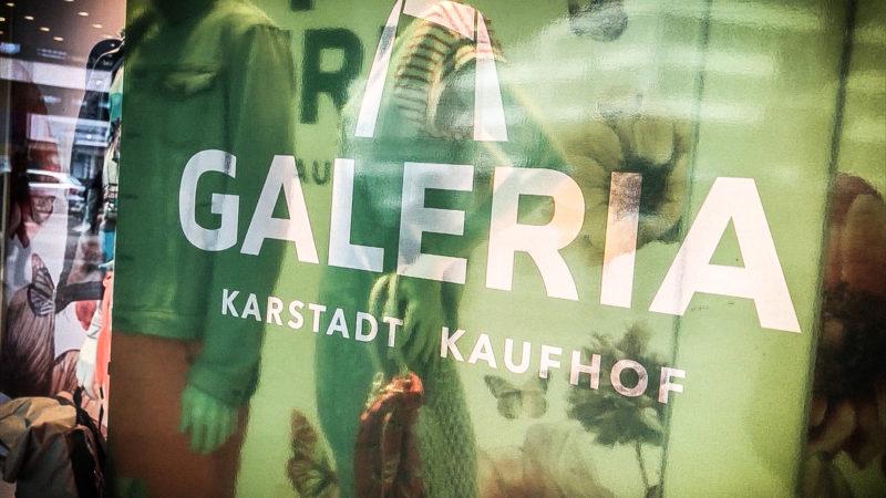 Galeria Karstadt Kaufhof-Jobs in Gefahr (Foto: SAT.1 NRW)