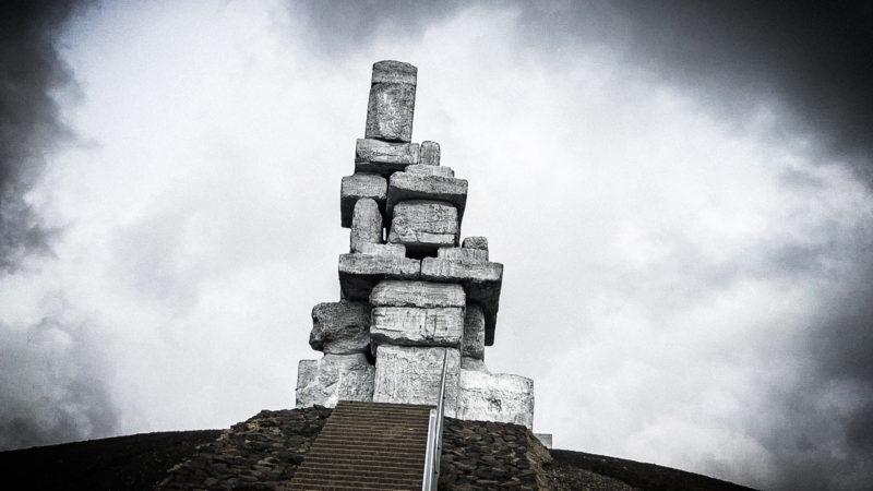 Himmelstreppe silber angesprüht (Foto: SAT.1 NRW)