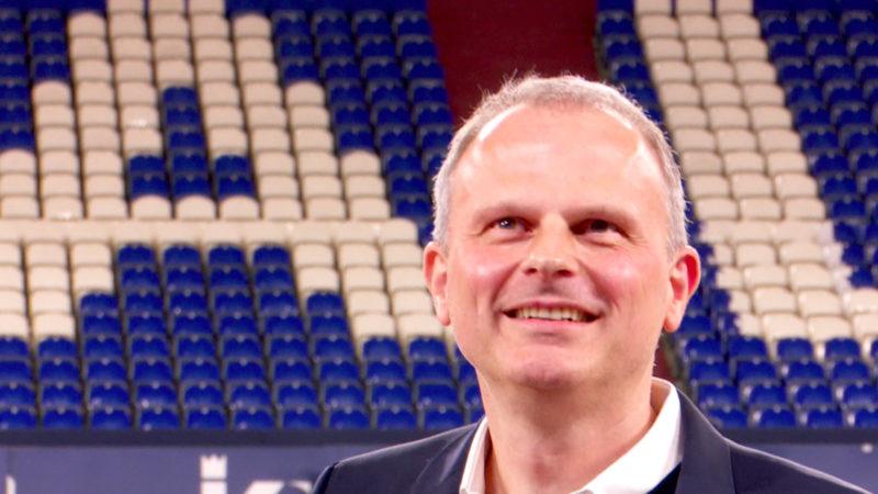 Neuer Schalke-Vorstand stellt sich vor (Foto: SAT.1 NRW)