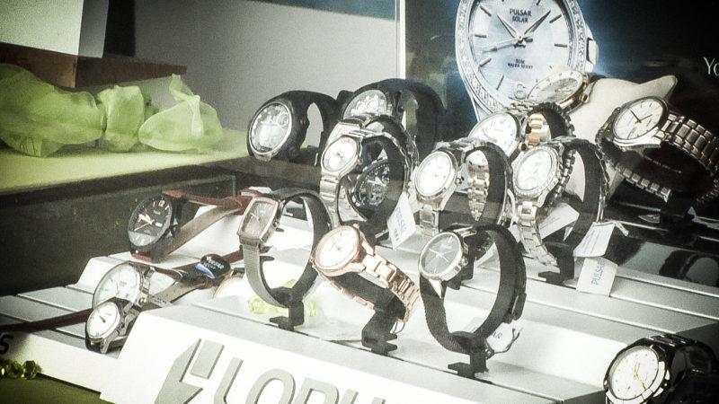 Raubüberfall auf Juwelier (Foto: SAT.1 NRW)