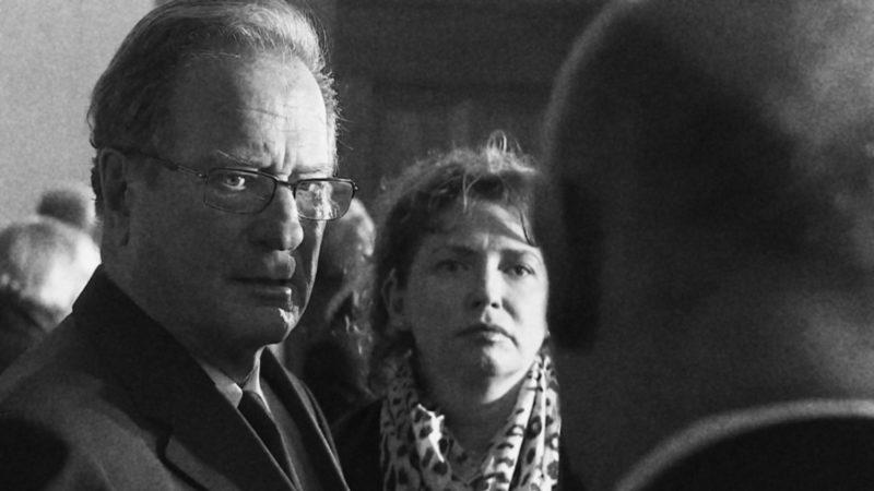 Trauer um Klaus Kinkel (Foto: SAT.1 NRW)