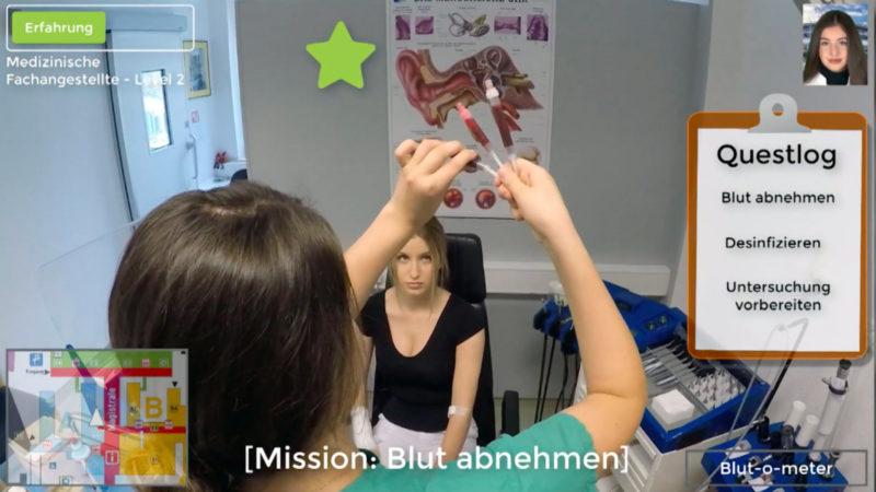 Durch Zocken zum Traumjob (Foto: SAT.1 NRW)