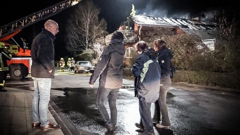 Mann rettet Nachbarn das Leben (Foto: SAT.1 NRW)