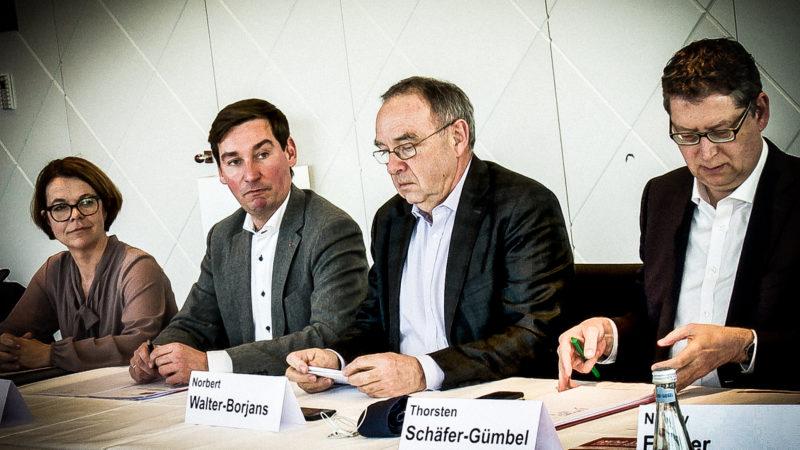 SPD will Steuerbetrüger bekämpfen (Foto: SAT.1 NRW)