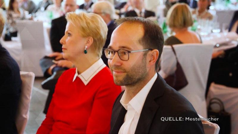 Aufregung um Spitzenvater-Auszeichnung (Foto: SAT.1 NRW)