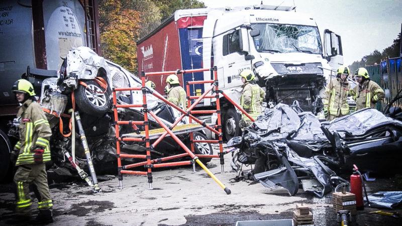 LKW-Fahrer vor Gericht (Foto: SAT.1 NRW)