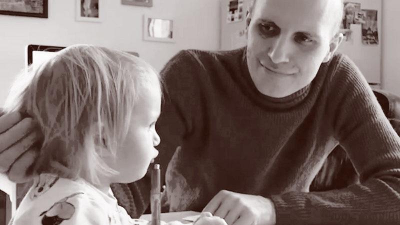 Verstorbener Vater hinterlässt Lied (Foto: SAT.1 NRW)