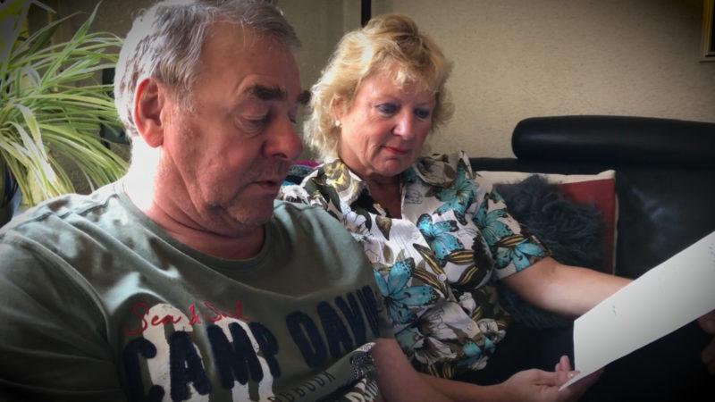 Ehepaar wird zum Opfer eines Mietbetrügers (Foto: SAT.1 NRW)